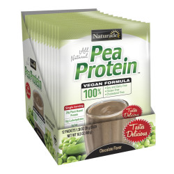 Pea Protein Chocolate Caddy