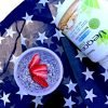 Fourth of July VeganSmart Smoothie