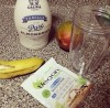 Tropical Banana Mango Smoothie Recipe