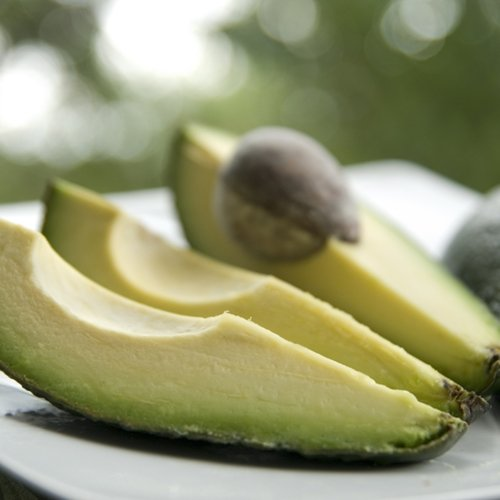 A slice of avocado can boost your metabolism and help burn fat.