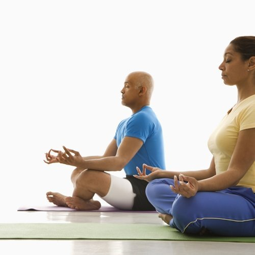Best yoga poses for stress management