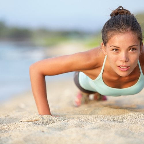 Bodyweight exercises to do at home