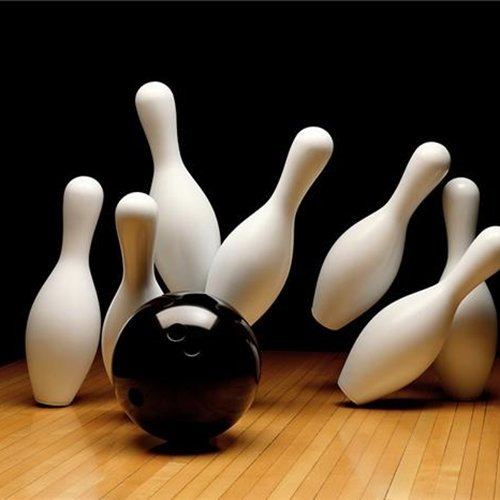 Bowling can actually be a great workout.
