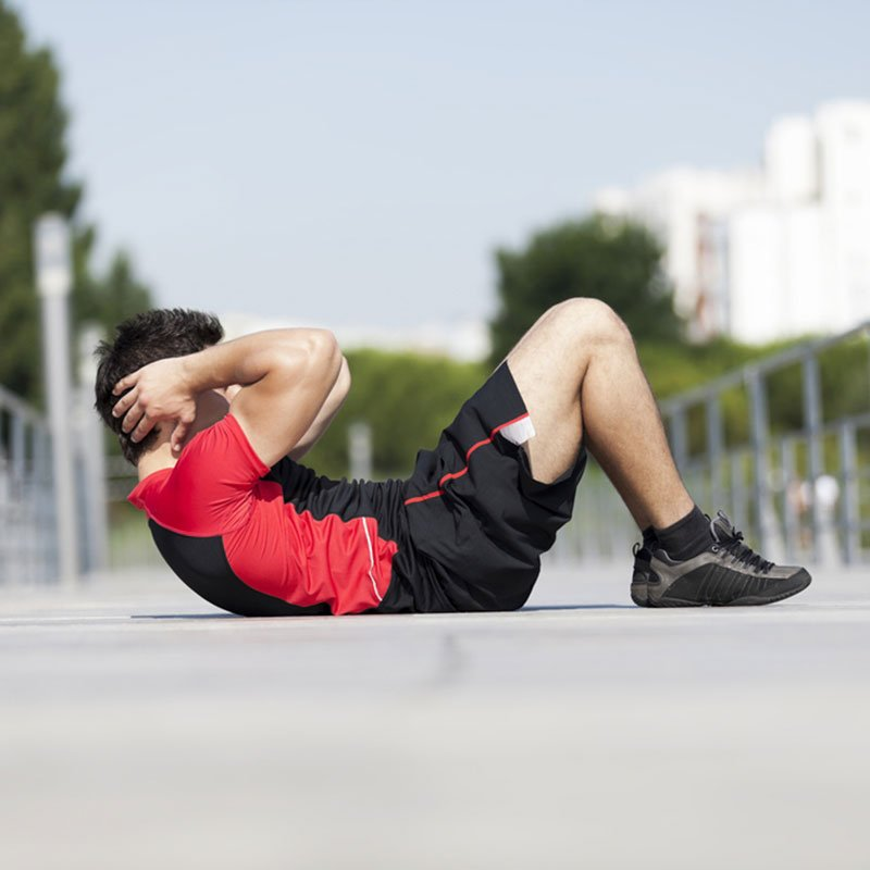 Simple abdominal exercises can flatten your stomach and make everyday chores much easier.