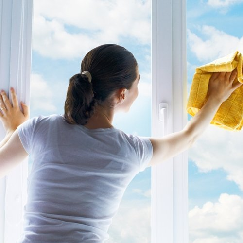 How to build muscle doing household chores