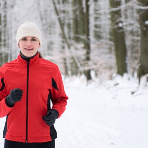 If you plan to run in cold weather, make sure you've got the right gear!