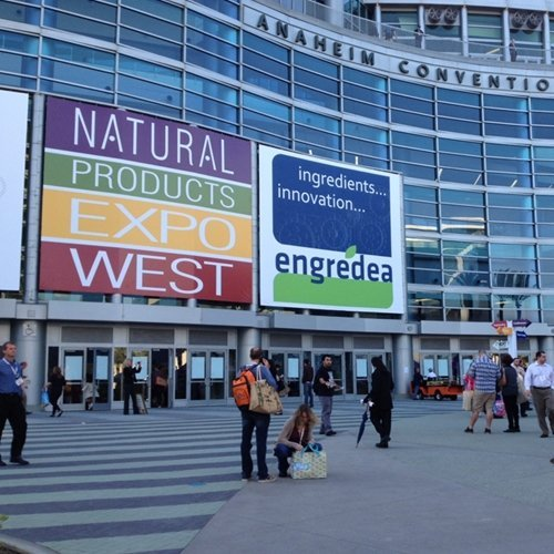Learn about Naturade's natural products at the Expo West event.