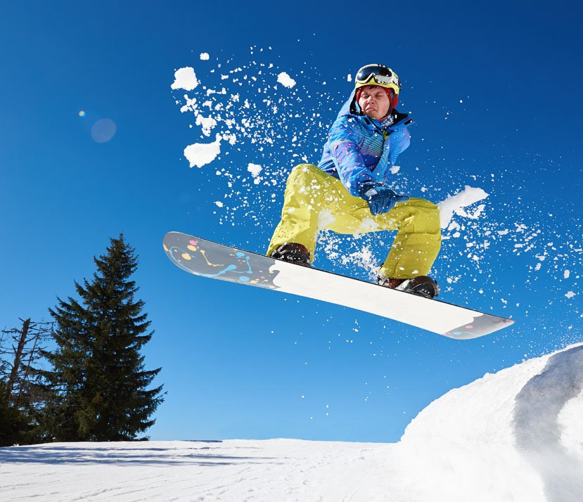 Balance Board Help Snowboarding: Skiing Vs. Snowboarding: Which Is A Better Workout?
