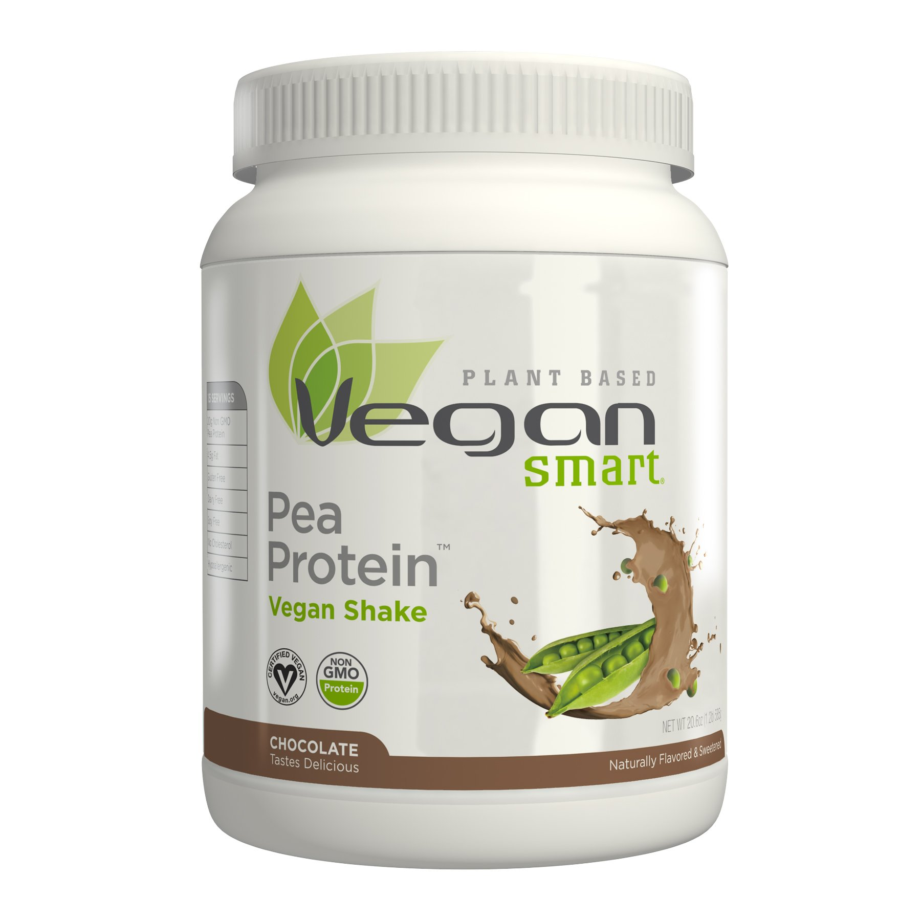 chocolate pea protein