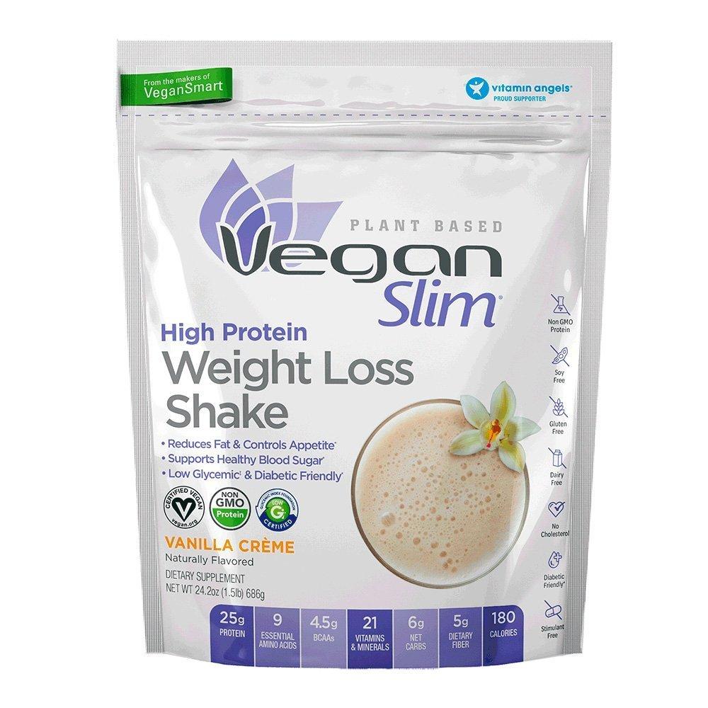 vanilla protein powder weight loss