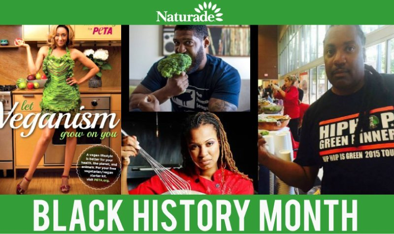 Naturade Black History Month
