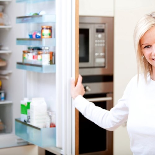 Changes to make in your fridge for a slimmer waist