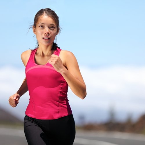 Even a series of brief sprints can result in weight loss and toning.