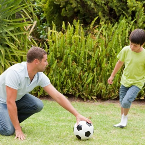 Here are some great ideas for getting exercise with the kids.
