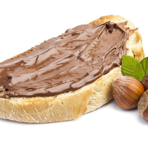 Here's a healthier alternative for delicious Nutella spread.